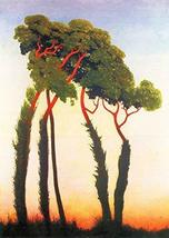 The Museum Outlet - Five Trees by Felix Vallotton - Poster Print Online ... - $41.57