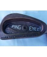 Ping Eye 2 Beryllium Copper BeCu Black Dot 5 Iron True Temper DG S300 Stiff - $61.70