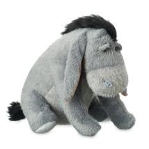 Disney Eeyore from Film Christopher Robin Medium Plush New with Tags - $56.05