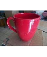Waechtersbach 4 inch latte mug (Fun factory Freestyle Red) 1 available - $3.91
