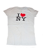 2008 SEX AND THE CITY Movie LARGE T-SHIRT Ladies Cut Adult NEW I HEART N... - $10.99