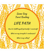 Same Day Life Path Tarot Reading - 10 Card Celtic Cross - Email - $25.00