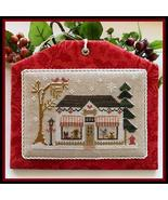 Pet Store #9 Hometown Holidays cross stitch Little House Needleworks - $5.40
