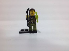 Lego Mini Figure Series 12 Female Dino Tracker new Free Ship - $5.45
