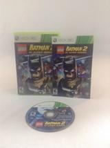 2010 Tested & Working Microsoft Xbox 360 Lego Batman 2 Dc Super Heroes V... - $9.49