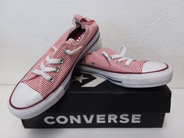 Converse Women's Chuck Taylor All Star Shoreline Sneaker Red/White/White... - $49.16