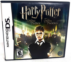 Harry Potter and the Order of the Phoenix Nintendo DS CIB - $9.56