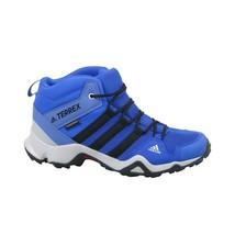 Adidas Shoes Terrex AX2R Mid CP K, CM7679 - $179.99