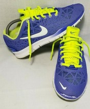 Nike Free TR Fit 3 Breathe Running Training Shoes Sneakers Women's Blue ... - $27.67