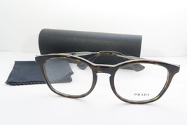 Prada Women's Tortoise Glasses with case VPR 01P 2AU-1O1 52mm - $76.95