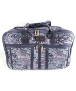 Golden Pacific Travel Bag Soft Sided Luggage 22 x 11 x 13.5 Shoulder Strap - $39.95