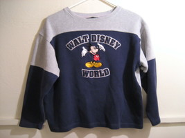 kids WALT DISNEY WORLD sweatshirt size xl - $16.23