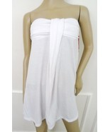 Nwt Hula Honey Strapless Knit Swimsuit Swim  Beach Cover Up Sz S Small W... - $13.81