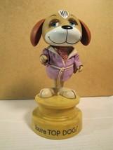 "1971 R. Dakin & Co. Goofy Grams ""You're TOP DOG"" Figure 8-1/2"" Tall No. ... - $16.57"