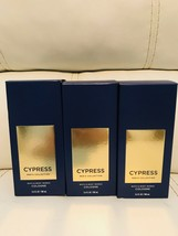 3 New in Box Mens Cypress Cologne-Signature Collection-Bath & Body Works - $59.25