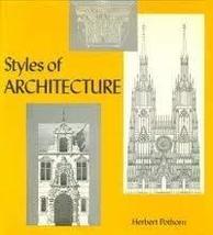 Styles of Architecture (A Studio book) Pothorn, Herbert - $7.78