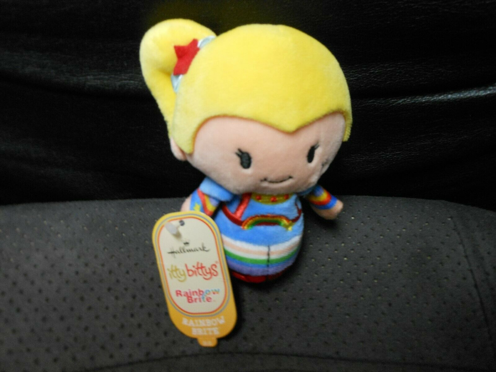 "Primary image for Hallmark Itty Bitty's ""Rainbow Brite"" 2015 NEW TAG HAS CREASES"