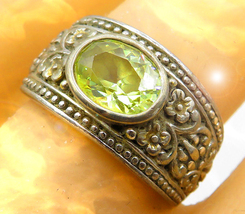 Haunted Bezel Ring 5000X Royal Lineage Gifts No Deals Magick 7 Scholars CASSIA4 - $222.00