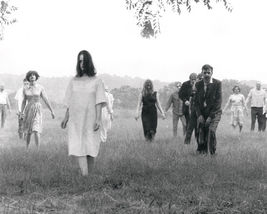 Night of the Living Dead NB MM Vintage 24X36 BW Movie Memorabilia Photo - $45.95