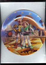 Disney Buzz Light year and Woody Toy Story Plate mint - $24.99