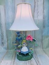 Alice Golden afternoon LED light Room lamp Flower figure illumination Or... - $383.13