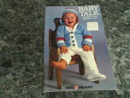 Baby Talk Book 320 Coats & Clark - $2.99