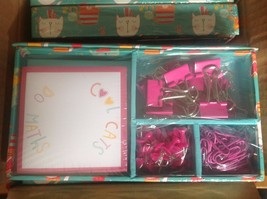 Cool Cats Accessory Stationery Set - Box of 6 Sets    Brand New & Sealed - $12.50