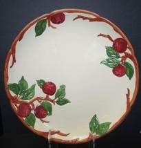 "Vintage Franciscan Apple Pattern 13"" Chop Plate Round Platter - $37.99"
