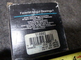 BCA 510002 Federal Mogul Wheel Bearing New image 2