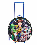 DISNEY ROLLING LUGGAGE SUITCASE MICKEY or MINNIE MOUSE or FROZEN or TOY ... - $12.93+