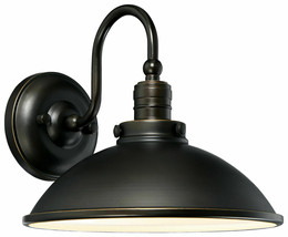 The Great Outdoors 71169-143C-L 1 Light LED Outdoor Wall Sconce - Bronze - $98.01