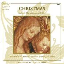 Christmas; Midnight Mass and Mass of the Day [CD]