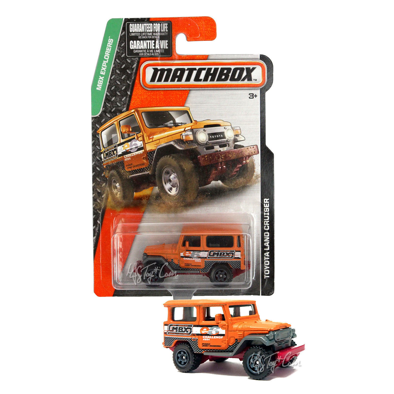 NEW Matchbox MBX Explorers 2015 Orange And 50 Similar Items