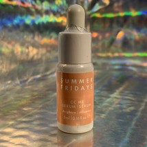 SEALED Summer Fridays CC ME VITAMIN C SERUM New Release mini 5mL NEW image 1