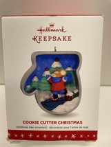 Hallmark 2016 Ornament COOKIE CUTTER CHRISTMAS #5 ~ NIB - $9.85