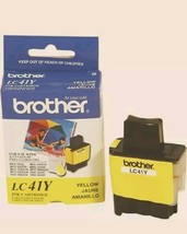 LC41Y Genuine New Brother Yellow Ink MFC-210C 3240 420CN 620 3340 5440 - - $7.48