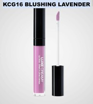 KISS NEW YORK PROFESSIONAL LUXE CREAMY LIP GLOSS KCG16 BLUSHING LAVENDER - $2.96