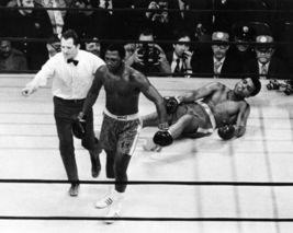 Muhammad Ali Joe Frazier 1971 NYC Vintage 8X10 BW Boxing Memorabilia Photo - $6.99