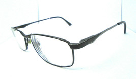 Ray-Ban RB 8623 1074 Black 54-16-140 Rectangular Rx Eyeglasses Frames Men Women - $39.99
