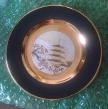 VINTAGE IMPERIAL CHOKIN YOSHINOBU HARA PLATE #85 of 7,500 (MADE IN JAPAN) - $4.94