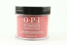 OPI Powder Perfection- Dipping Powder, 1.5oz - Red Hot Rio- DPA70 - $19.99