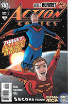 Action Comics Comic Book #883 Superman Dc Comics 2010 Very FINE/NEAR Mint Unread - $4.50