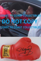 Manny Pacquiao, Pacman, signed, autogrpahed, Boxing Glove. COA with exact Proof - $199.99