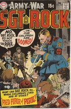 DC Our Army At War #215 Pied Piper Of Peril Sgt Rock Easy Co. - $7.95