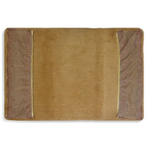 "Bath Rug 21""x34"" Bronze Popular Bath Chateau Bathroom Collection - $26.99"