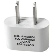 Conair(R) NW3C Adapter Plug for North & South America, Caribbean & Japan - $24.01