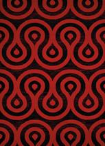 United Weavers Caf� Latt� Red Accent Rug 1'10'' X 3' - $25.00