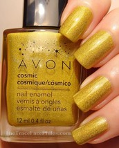 "Avon Cosmic Nail Enamel ""Starlight"" - $4.25"