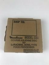 Lamachine ii Course Julienne Disk  - $9.90
