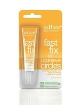 NEW TWO Alba Botanica Fast Fix for Undereye Circles Vanishing Concealer - $26.18